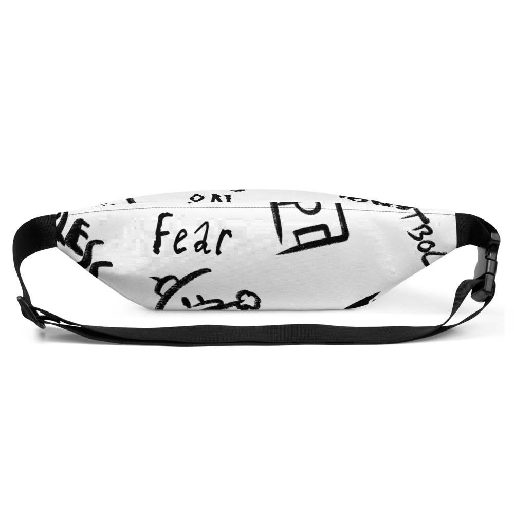 Freedom X No Fear Fanny Pack BL