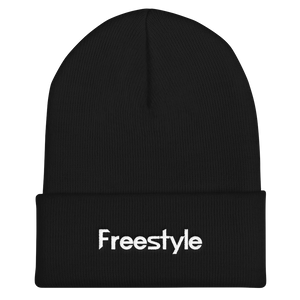 Freestyle Cuffed Beanie WL