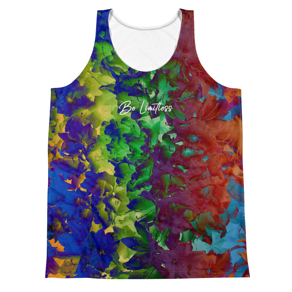 Be Limitless No Hate Tank by Squared Limited