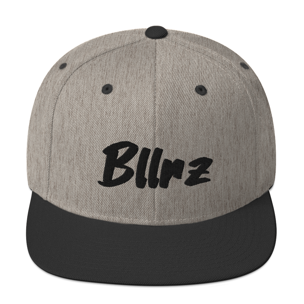 Bllrz Snapback BL by Squared Limited