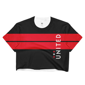 United Ladies Crop Top