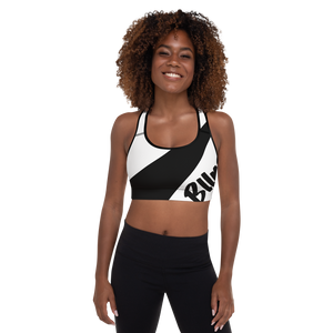 Bllrz Padded Sports Bra WnB by Squared Limited