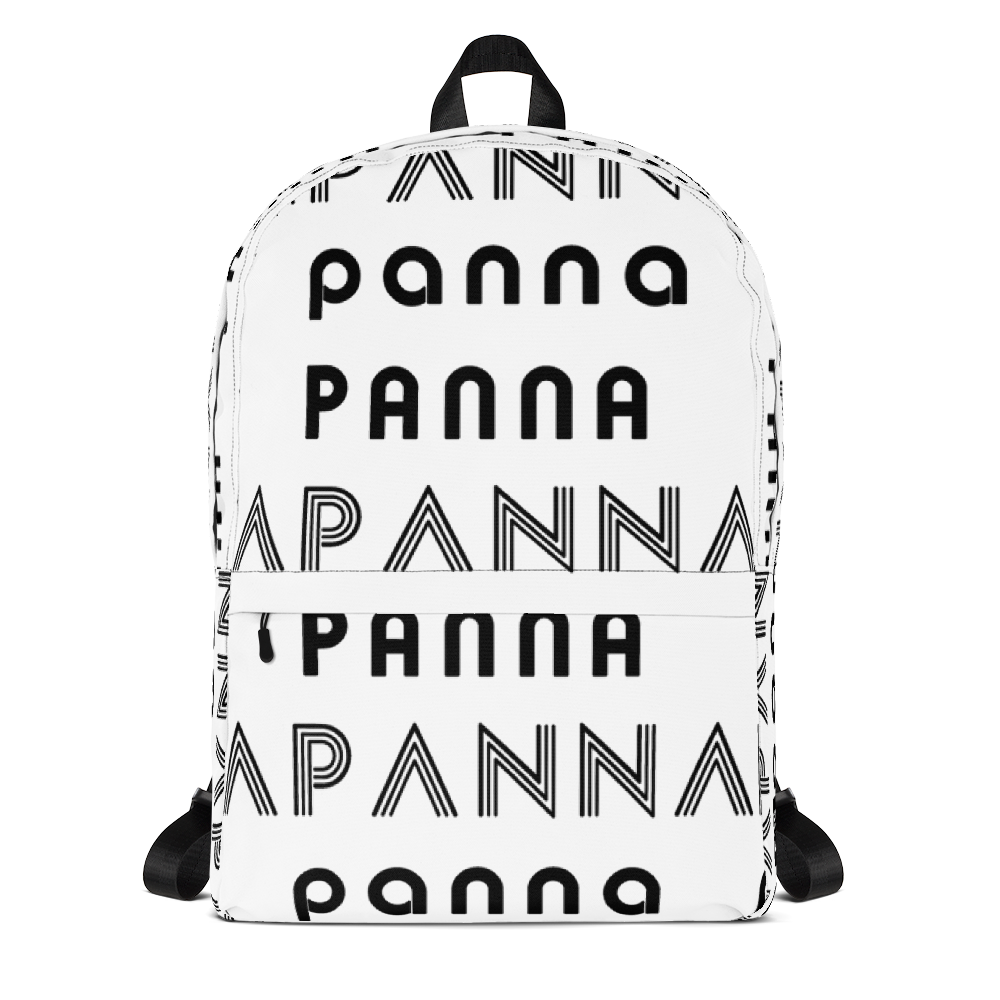 Panna Oh Snap Backpack W