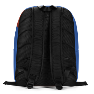 Bllrz Minimalist Backpack RayMn by Squared Limited