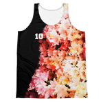 Be Limitless Pride Floral No. 10 Unisex Tank Top by Squared Limited