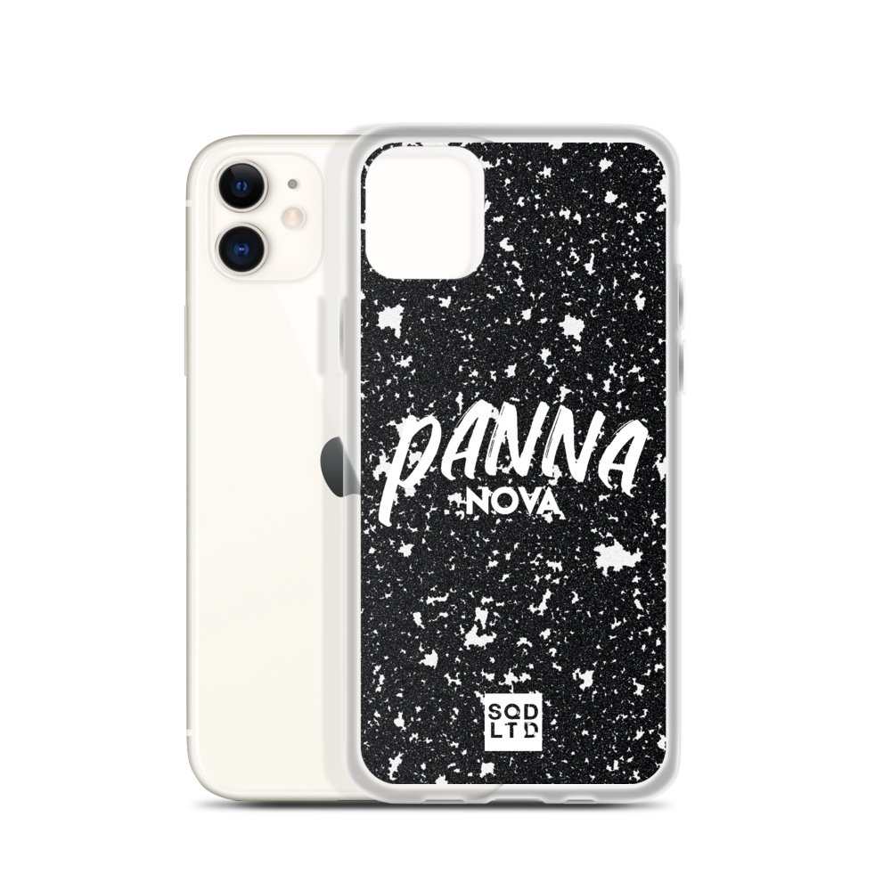Panna Blacknova iPhone Case