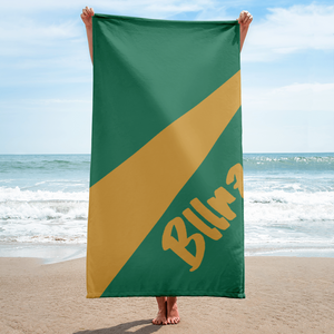 Bllrz Towel LckyChrm by Squared Limited