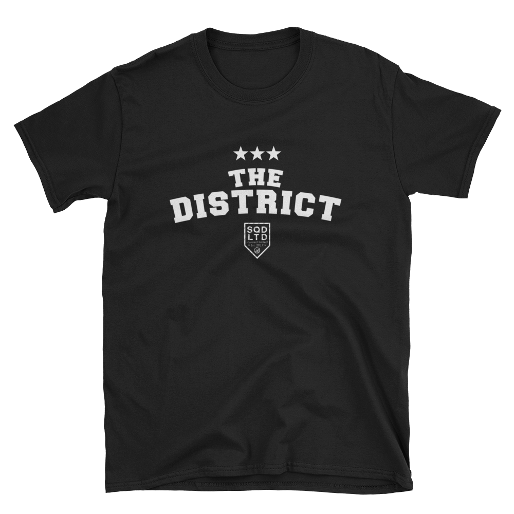 The District Basic W T-Shirt