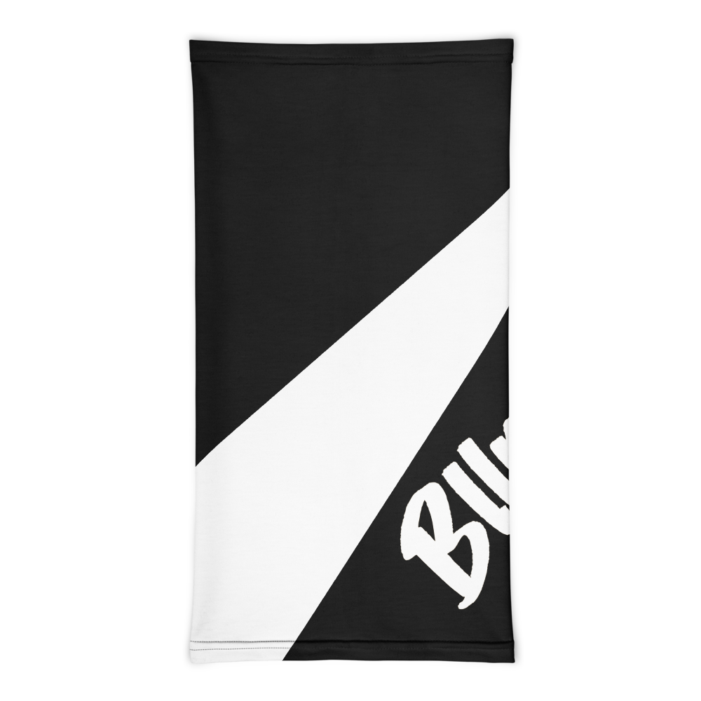 Bllrz Neck Gaiter BnW by Squared Limited