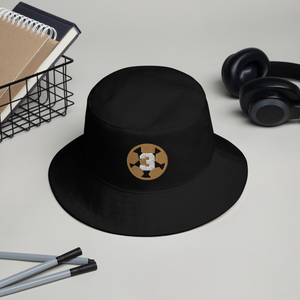 Sqd 3-Peat Bucket Hat B by Squared Limited
