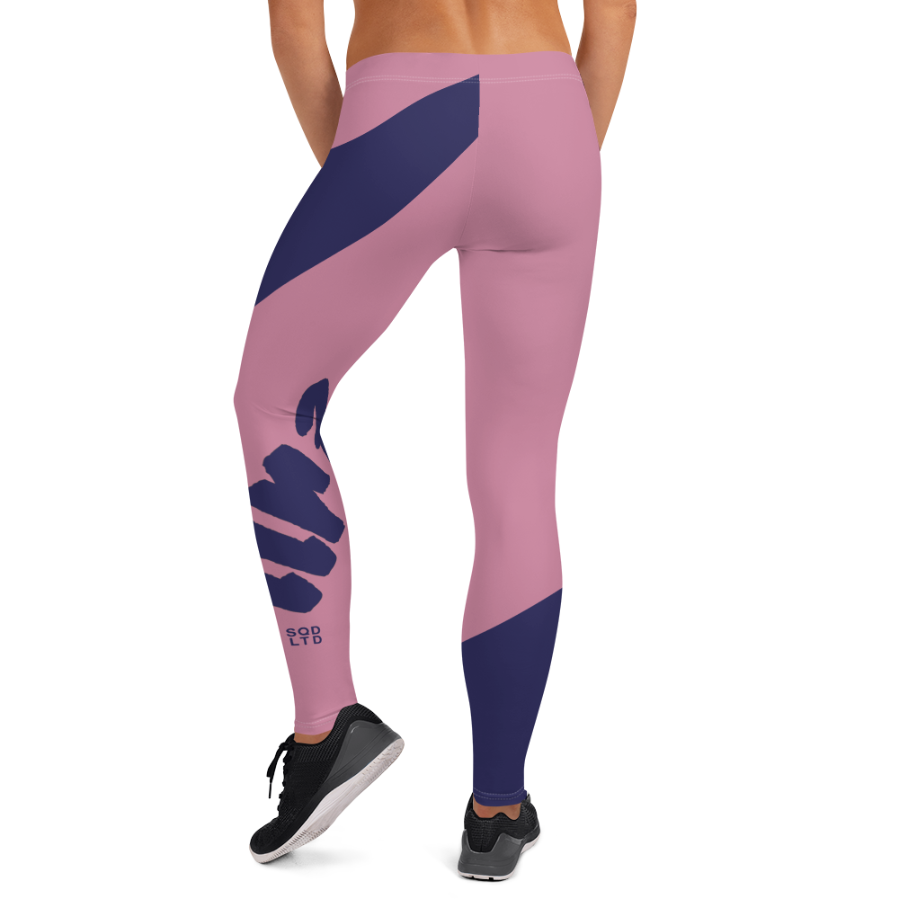 Sqd Bllrz Leggings CttnCndy by Squared Limited