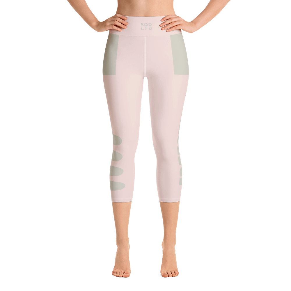 Freestyle Yoga Capri Leggings LP+LG
