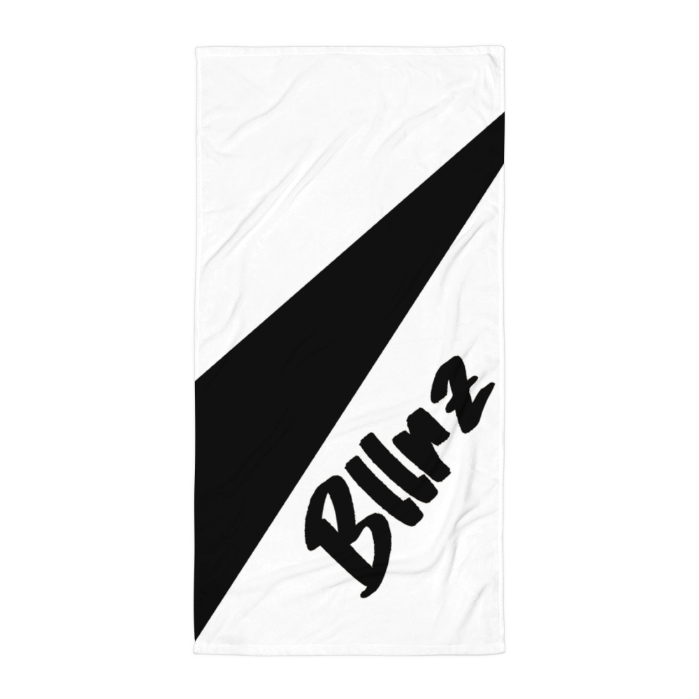 Bllrz Towel WnB by Squared Limited