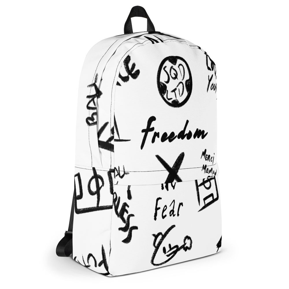 Freedom X No Fear Backpack BL