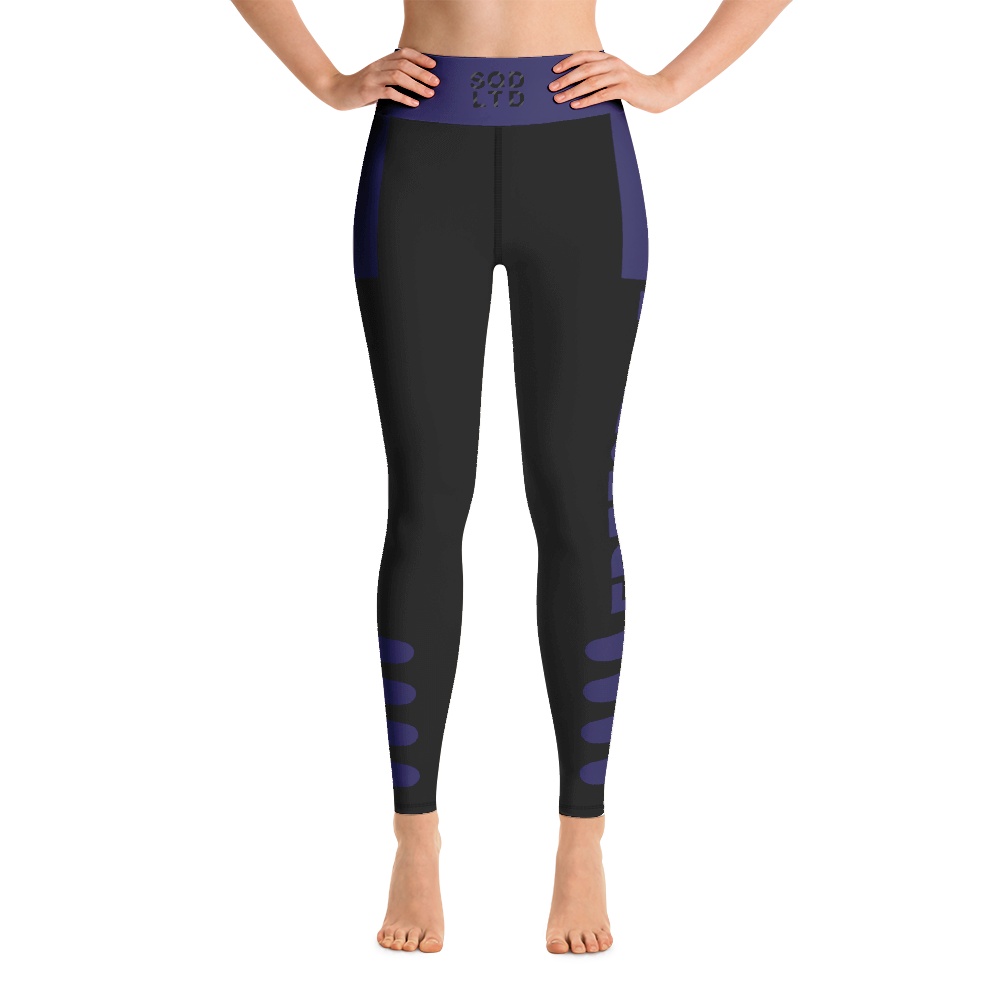 Freestyle Yoga Leggings BLUB