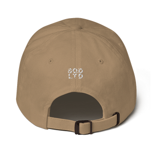 Bllrz Dad Hat WL by Squared Limited