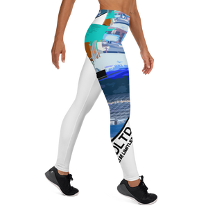 Sqdltd Abstrkt Yoga Leggings Inv