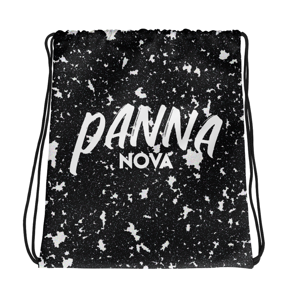 Panna Blacknova Drawstring bag