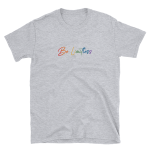 Be Limitless Pride Tee by Squared Limited
