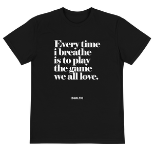 Every Time I Breathe Eco Tee WL by Squared Limited