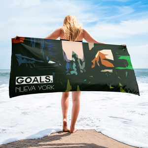 Goals Nueva York Towel
