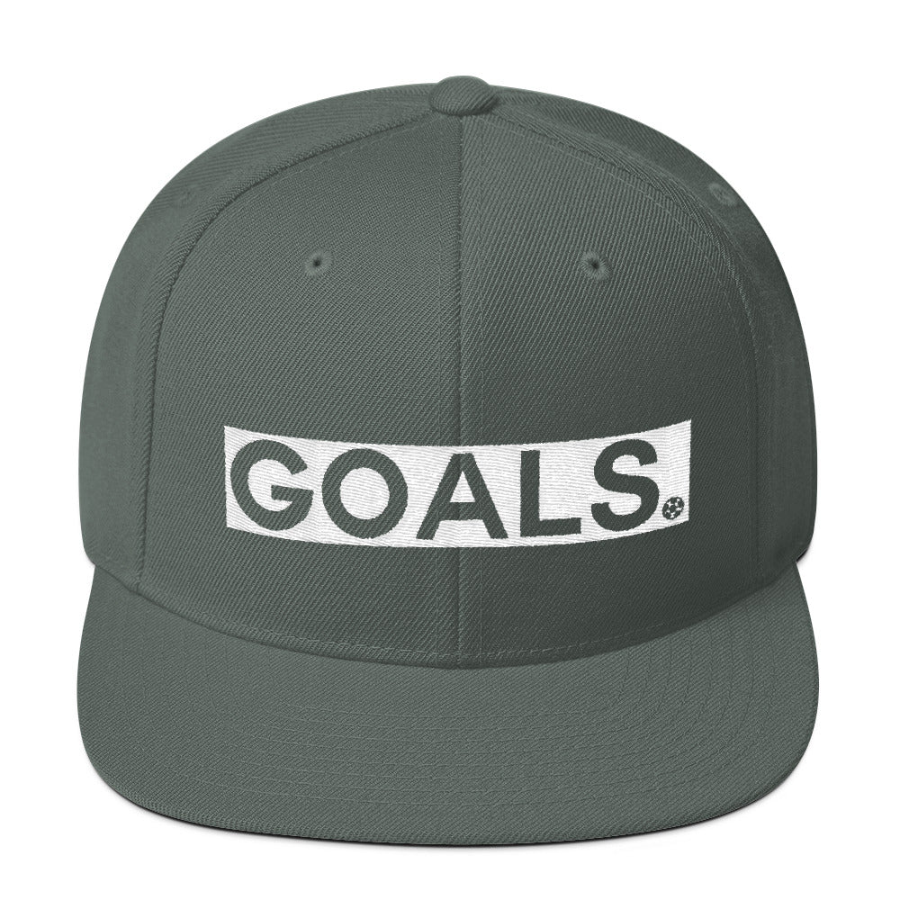 Goals Snapback WSL by Squared Limited