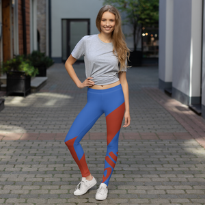 Sqd Bllrz Leggings RayMn by Squared Limited