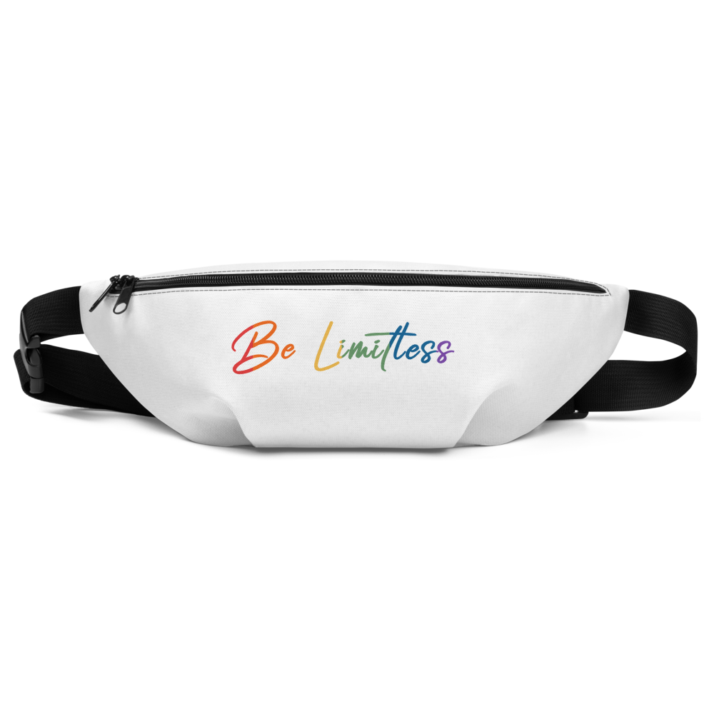Be Limitless Pride W Fanny Pack by Squared Limited