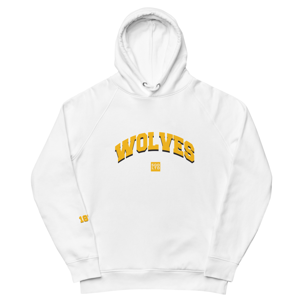 Wolves Pullover Hoodie Home by Squared Limited
