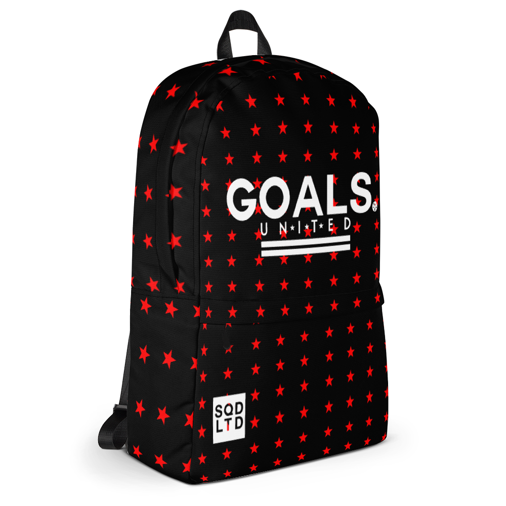 Goals United 'Chocolate City' Backpack by Squared Limited