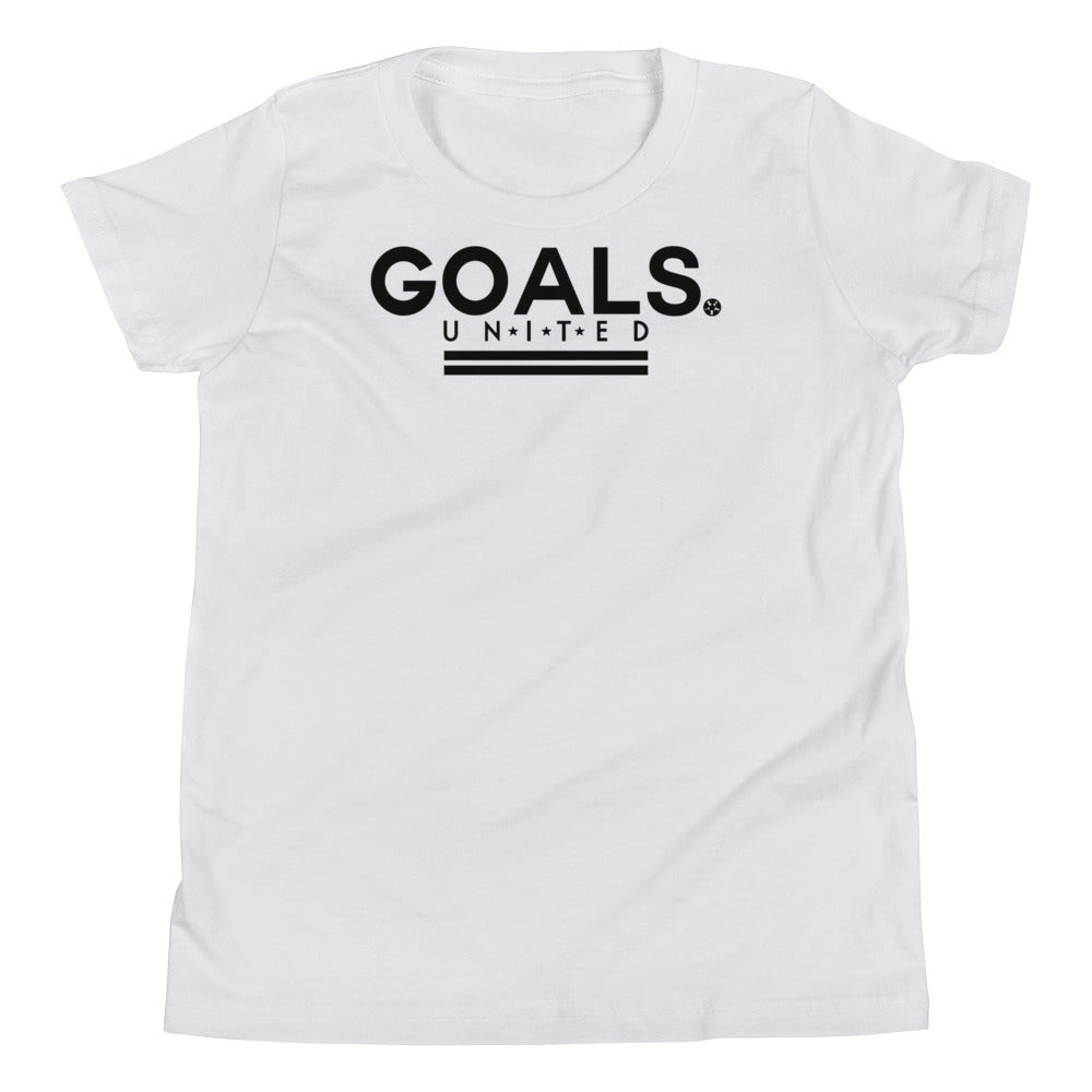 Goals United Youth Tee BL by Squared Limited