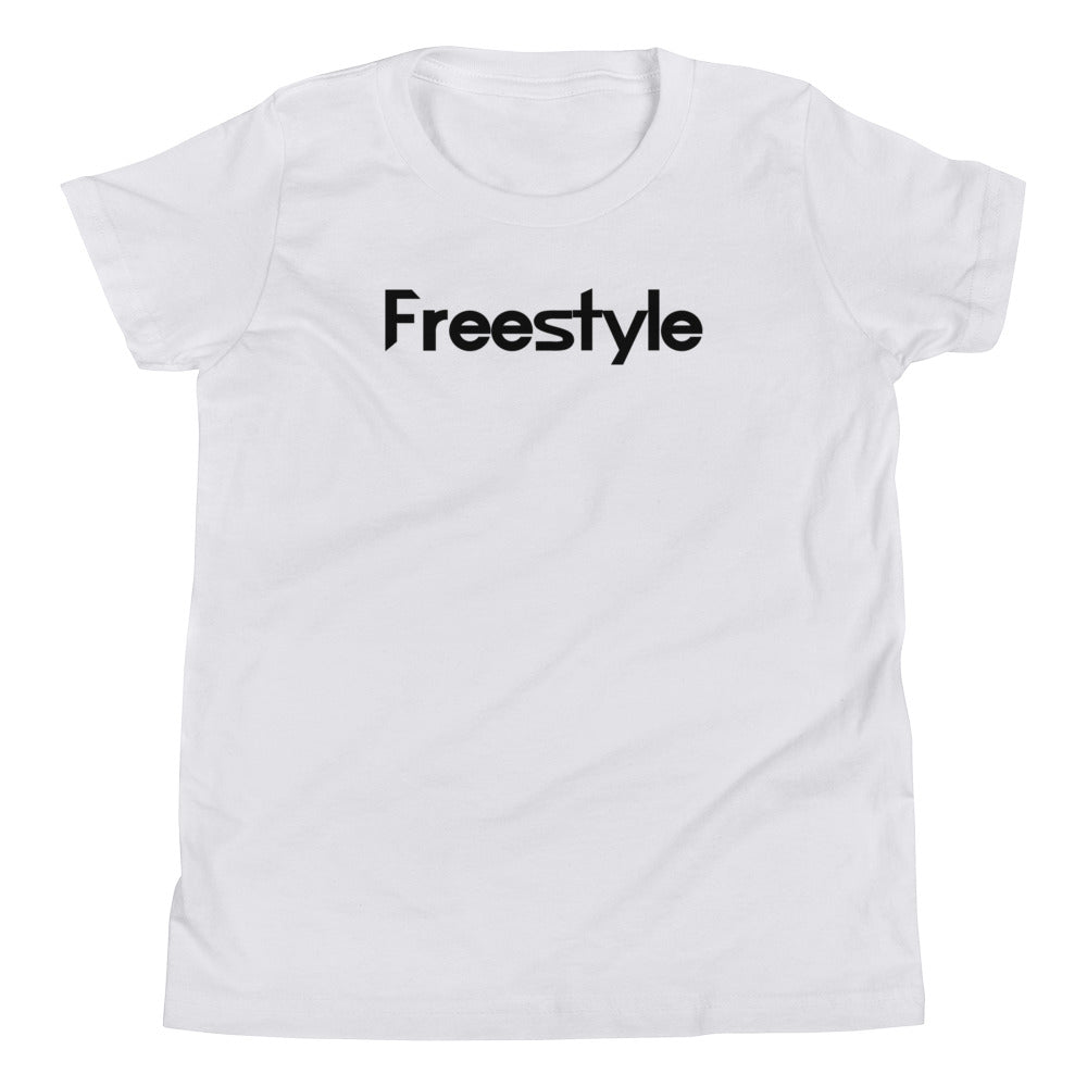 Freestyle Youth T-Shirt BL