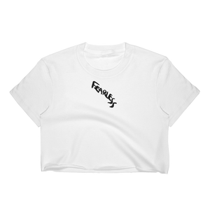 Freedom X No Fear Women's Crop Top BL