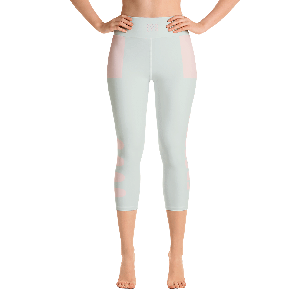 Freestyle Yoga Capri Leggings LB+LP