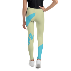 Bllrz Youth Leggings LmnIce