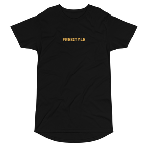 Freestyle Long Body Urban Tee GOL