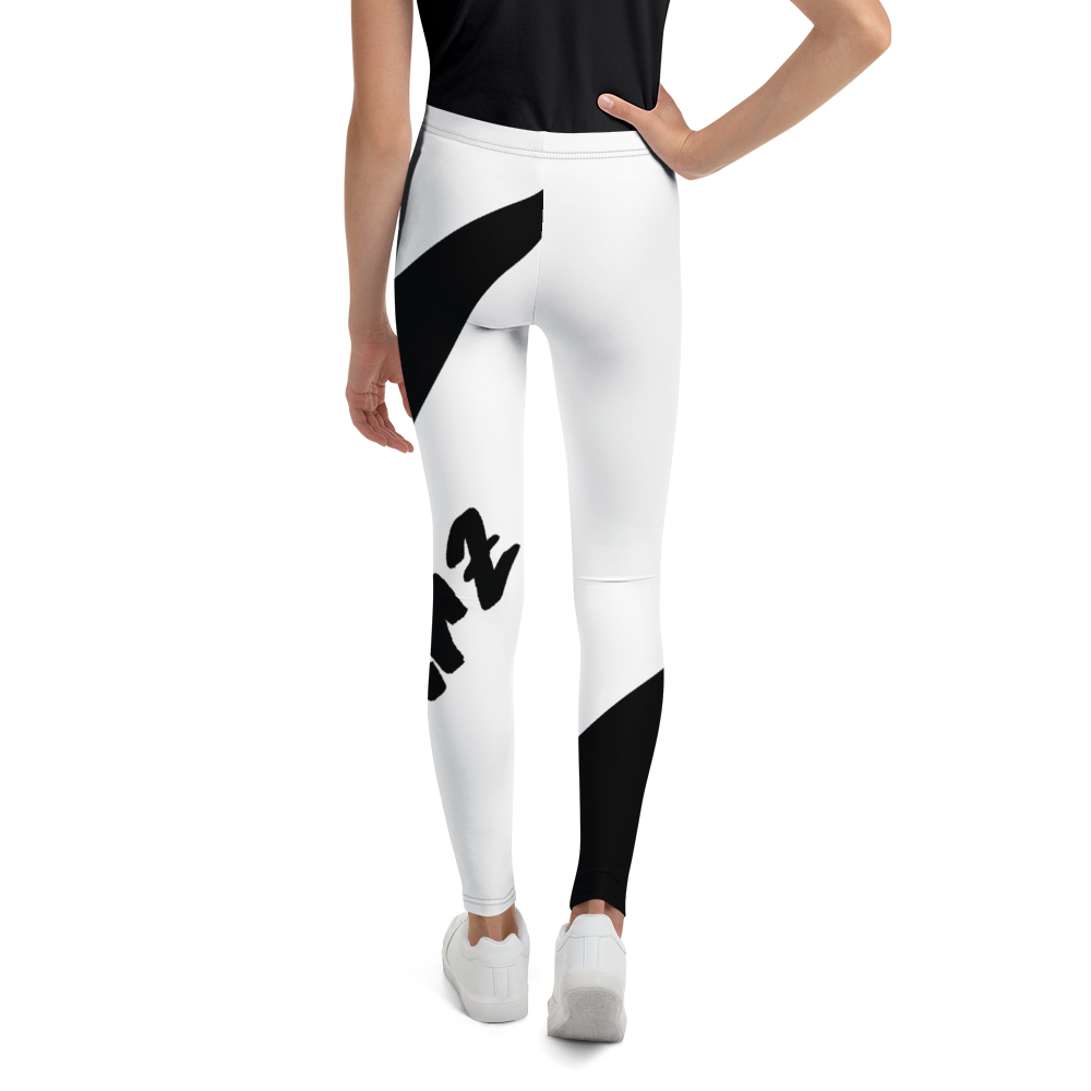 Bllrz Youth Leggings WnB