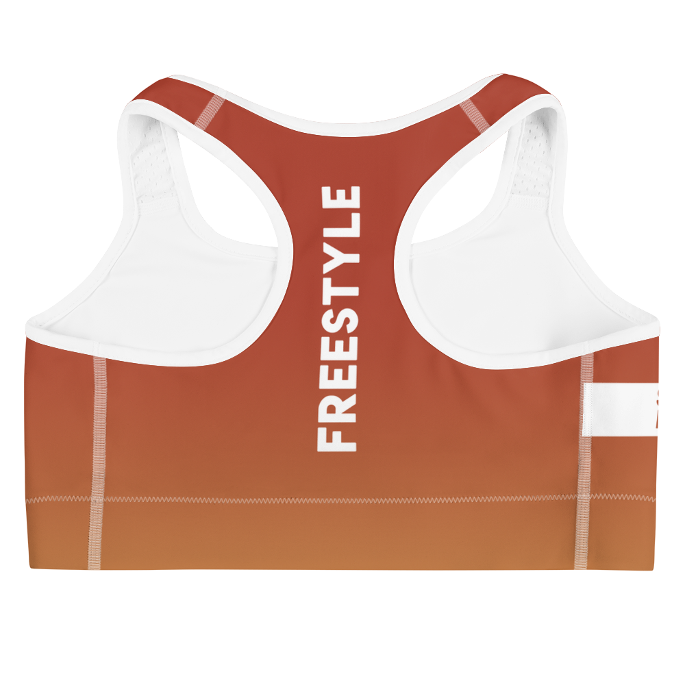 Freestyle Sunset Sports bra
