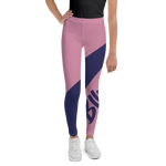 Bllrz Youth Leggings CttnCndy
