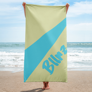 Bllrz Towel LmnIce by Squared Limited