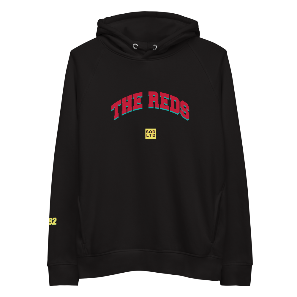 The Reds Pullover Hoodie Red by Squared Limited
