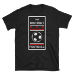 District Football Short-Sleeve Unisex T-Shirt