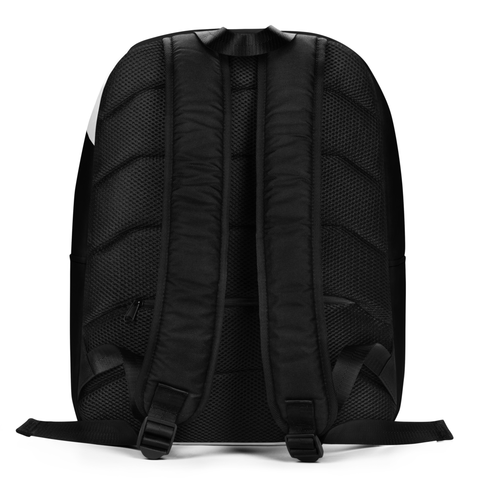 Bllrz Minimalist Backpack BnW by Squared Limited