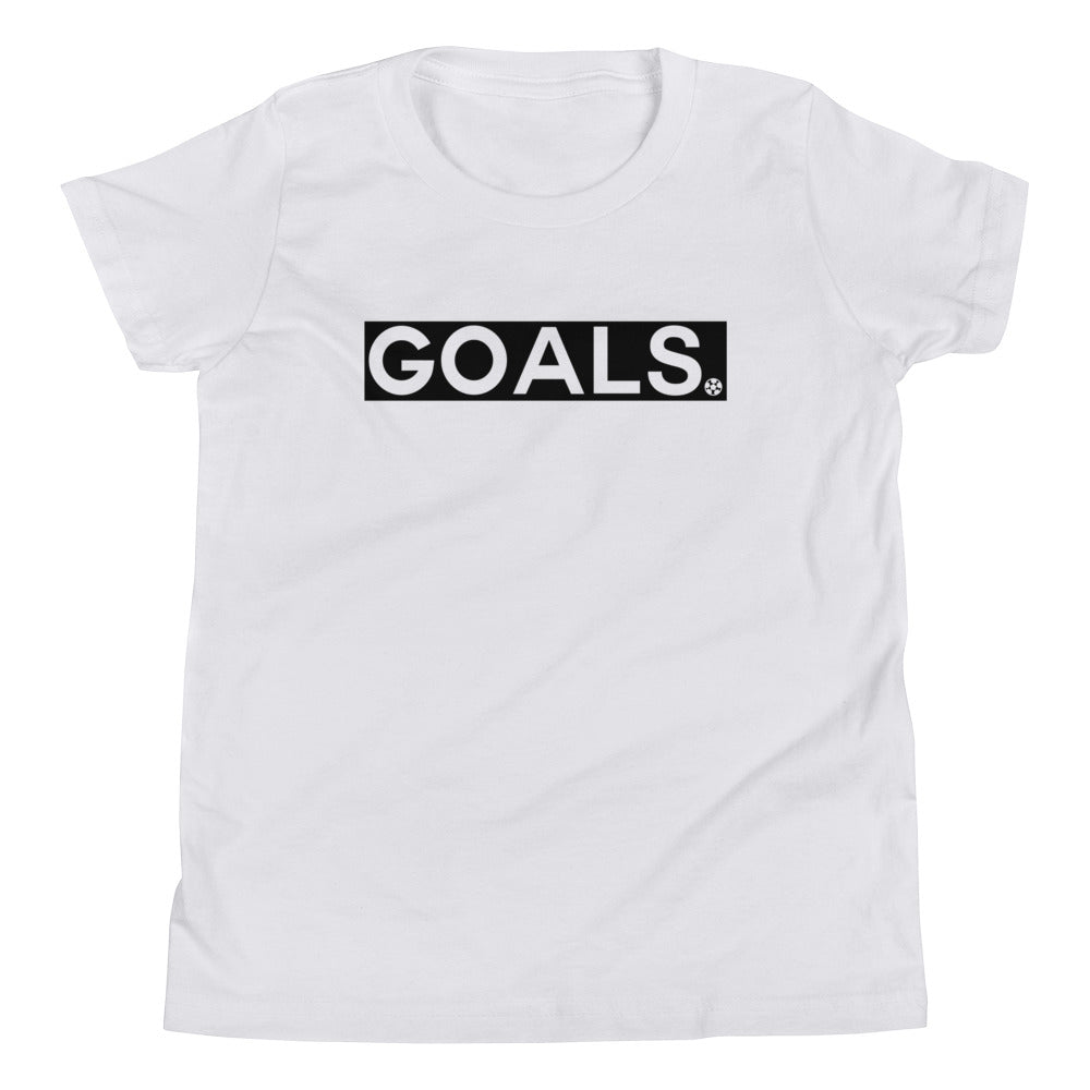 Goals Youth Tee BSL by Squared Limited