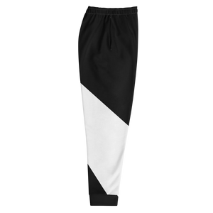 Bllrz Ao Men's Joggers BnW by Squared Limited