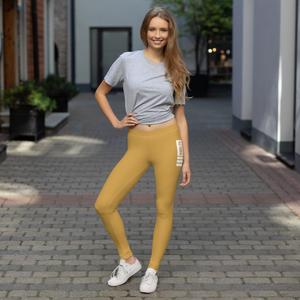 Sqd Basic Leggings gol