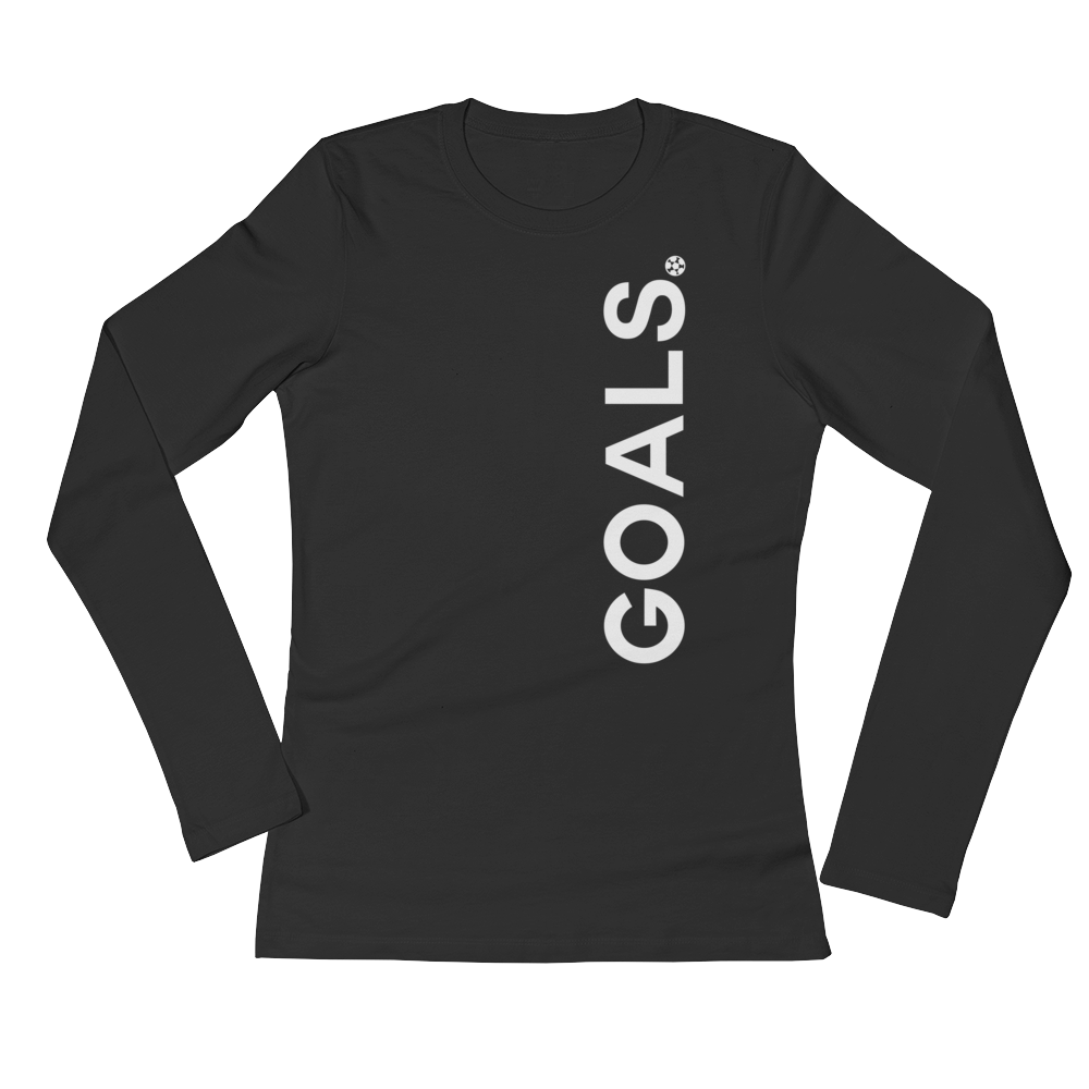 Goals Vert Ladies' Long Sleeve WL by Squared Limited