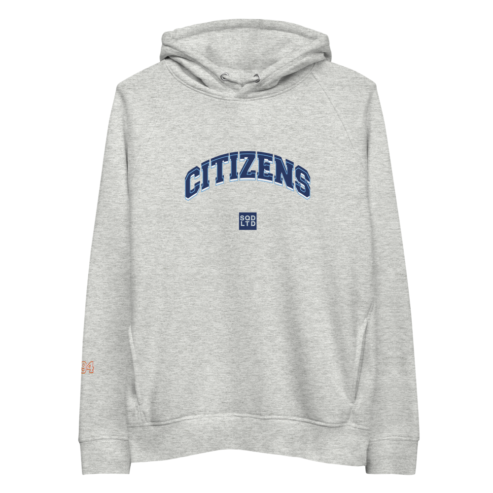 Citizens Pullover Hoodie DBlue by Squared Limited