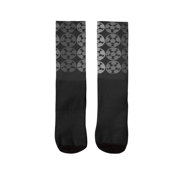 Bllrz Noir Socks by Squared Limited