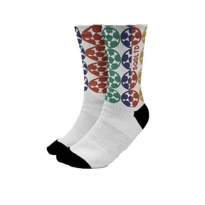 Bllrz Socks by Squared Limited